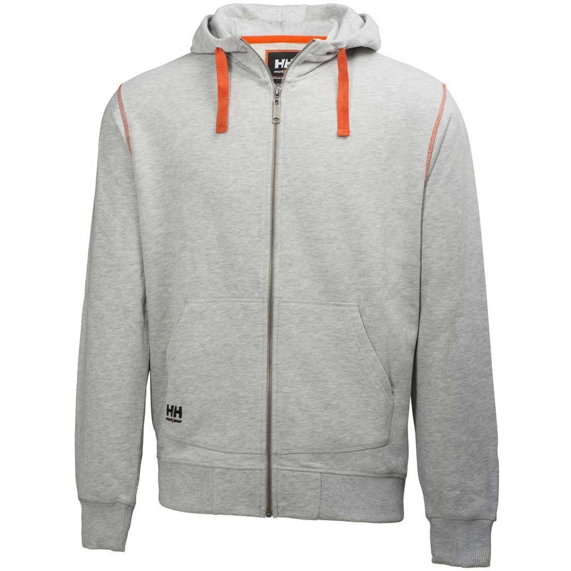 79028_950 GREY MARL SWEATSHIRT Helly Hansen at Ted Johnsons