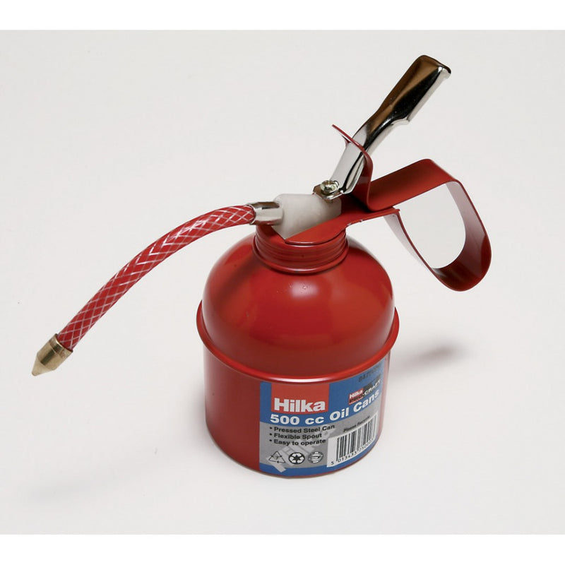 Protool Force Feed Oil Can 500Ml Hilka