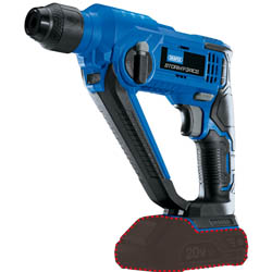 Draper Sds Drill Carcass - 20V Storm Force