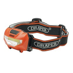 Draper Headlamp 3W Cob