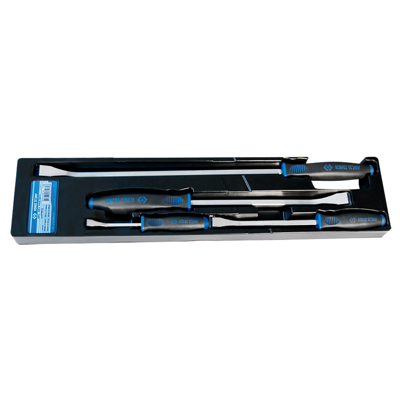 King Tony Pry Bar Set 4PC