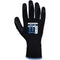 A140 Thermal Grip Glove - Latex Black Portwest at Ted Johnsons