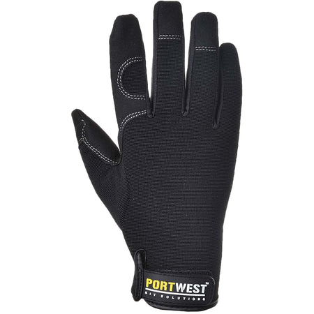 A700 General Utility High Performance Glove Black Portwest at Ted Johnsons