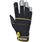 A710 Tradesman High Performance Glove Black Portwest at Ted Johnsons