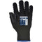 A790 Anti Vibration Glove Black Portwest at Ted Johnsons