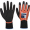 AP30 Dermi Pro Glove Orange Portwest at Ted Johnsons