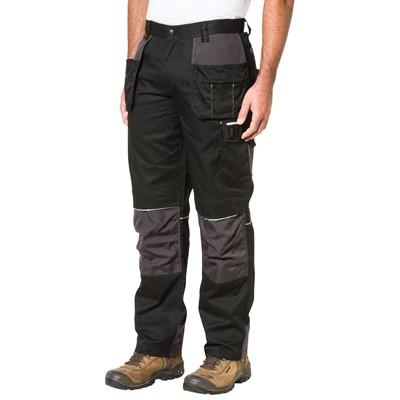 CATERPILLAR WORK PANTS SKILLED OPS BLACK AT TED JOHNSONS