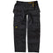 DEWALT PRO TRADESMAN BLACK TROUSERS AT TED JOHNSONS