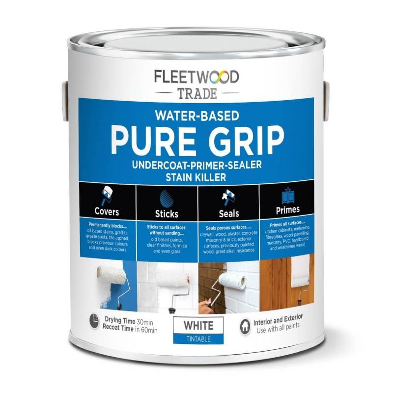 Fleetwood Pure Grip Water Based Primer Paint