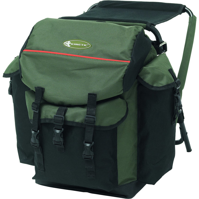 G108-093-014 KINETIC CHAIRPACK STD. 25L MOSS GREEN AT TED JOHNSONS PROBLEM SOLVED