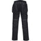 T602 PW3 Holster Work Trousers Black Portwest at Ted Johnsons