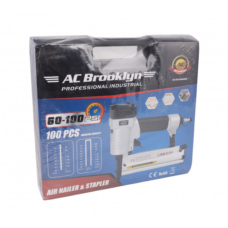Protool Air Nailer & Stapler AC Brooklyn
