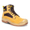 Apache ATS Arizona Safety Boots Honey Nubuck