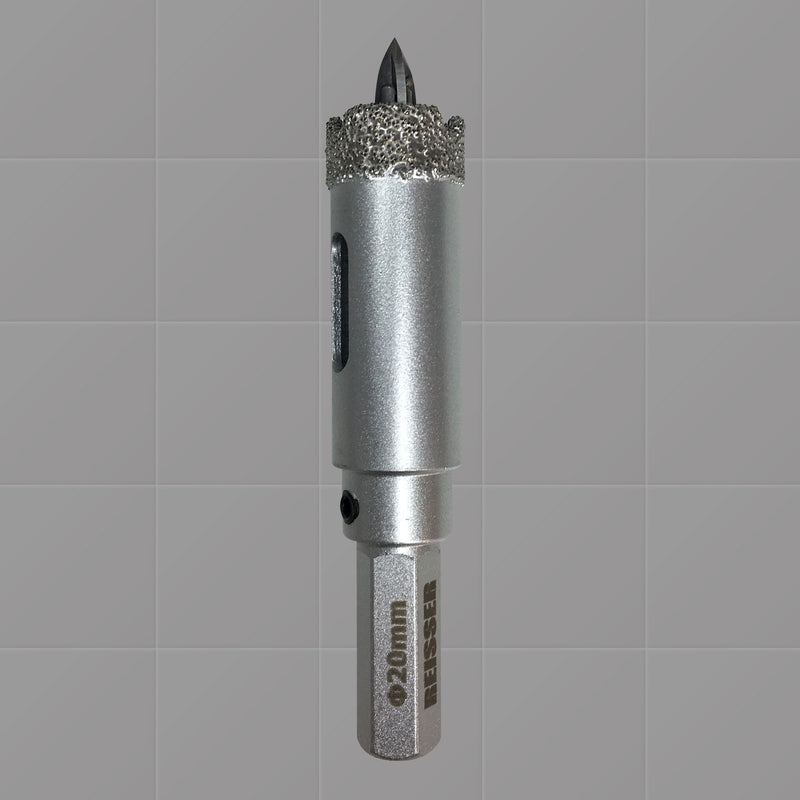 Reisser Drill Bit - Diamond Tile