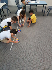 STEMLOOK Robotics School Chatswood Robot Explorers Competition of Robots