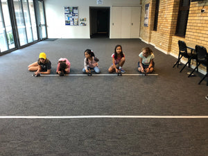STEMLOOK Robotics School Chatswood Robot Makers Advanced robotics girls competition racing robot