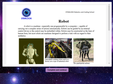 Load image into Gallery viewer, Online Robot Engineers Y3 - Y7