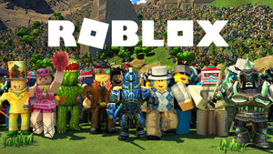 ROBLOX Coding Camp Part 1 Y6-Y9