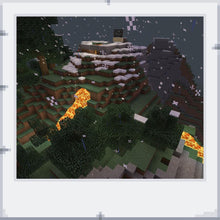 Load image into Gallery viewer, Stemlook Robotics School Minecraft Volcano Expedition Coding Camp Volcano View