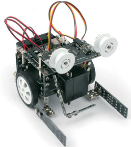 STEMLOOK Robotics School Chatswood Robot Makers Advanced robotics robot developed by students