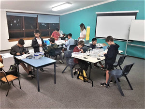 STEMLOOK Robotics School Chatswood Robot Makers Advanced robotics Class for studing robotics and coding