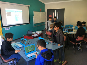 STEMLOOK Robotics School Chatswood Robotic Camp for Children Class