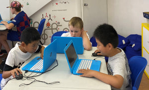 Scratch Coders Y3 - Y5