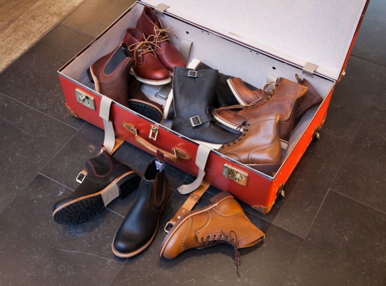 Red Wing Shoes Fall Winter 2013 Releases