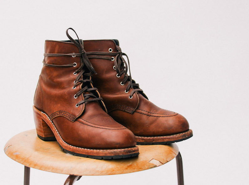 Take a look at the Red Wing Shoes Woman collection!