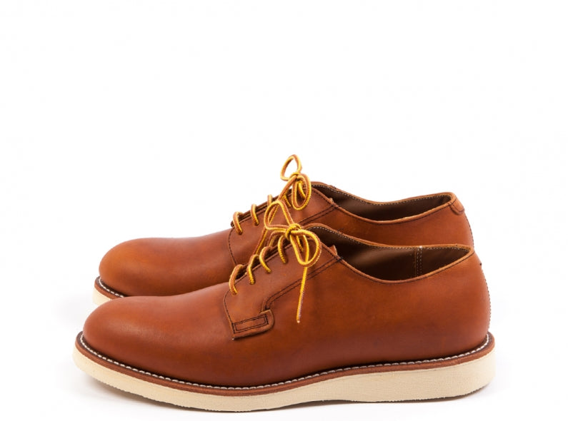 Red Wing Shoes Presents the Postman Oxford for Summer 2014