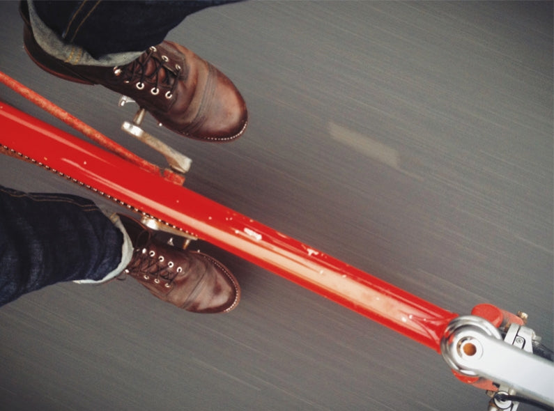 Read all about Frederik's Red Wing Story