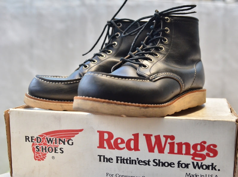 Interesting story about the innovative Japanese Red Wing Shoes world