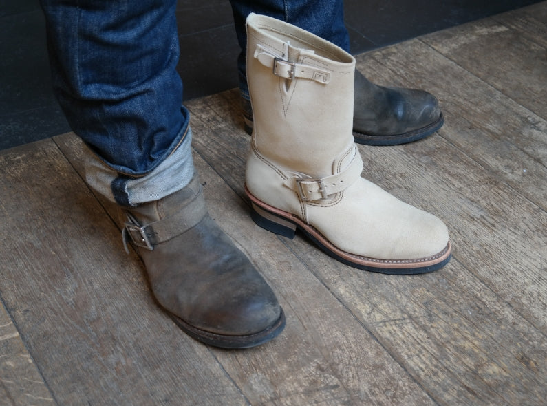 Do you recognize these Red Wing 8268 Engineer Boots?
