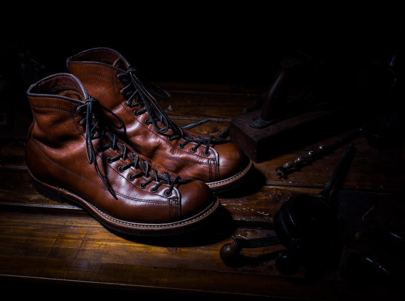 Red Wing Shoe Store Exclusive: Limited Edition 2996 Lineman in Cigar Retan