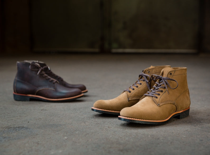 New Release: the Red Wing Shoes Merchant for the Fall Winter 2016 collection!
