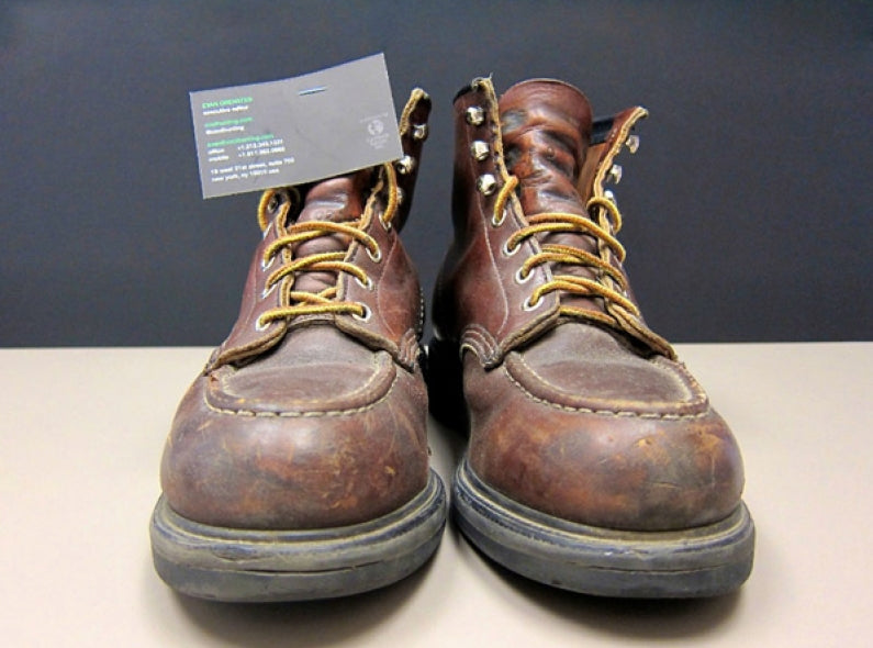 Red Wing Shoes Repair Service