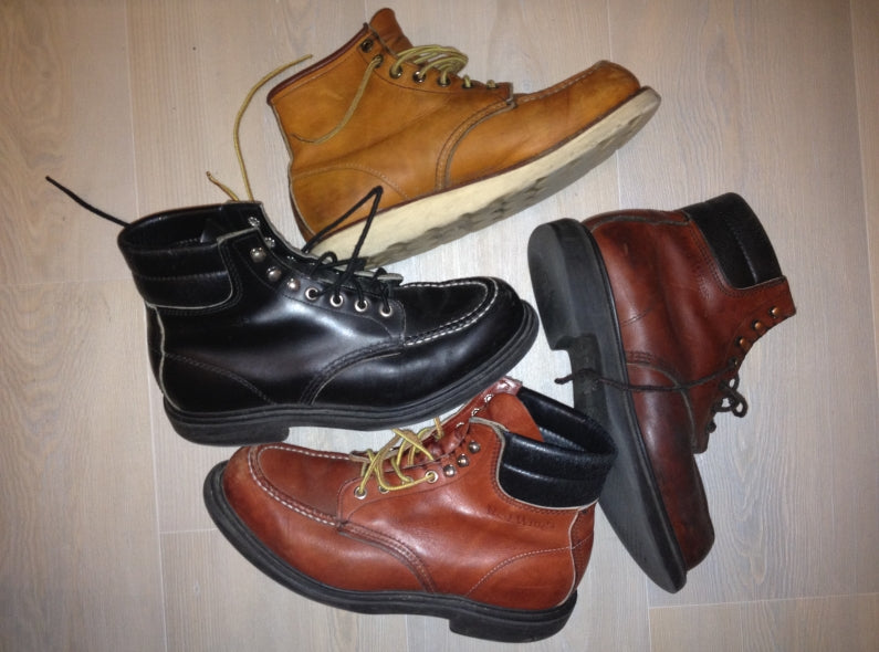 Red Wing Shoes 875