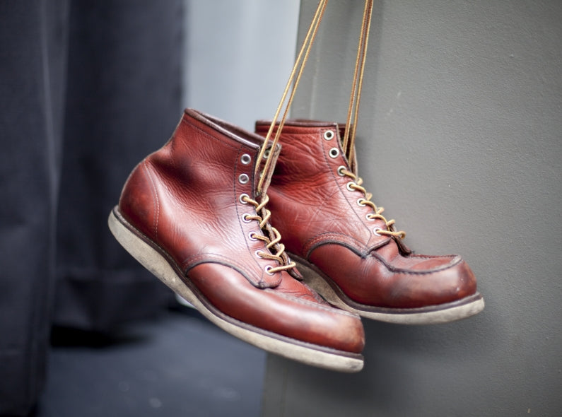 Red Wing Shoes 8131
