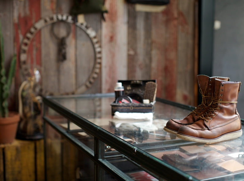 Red Wing Shoe Care