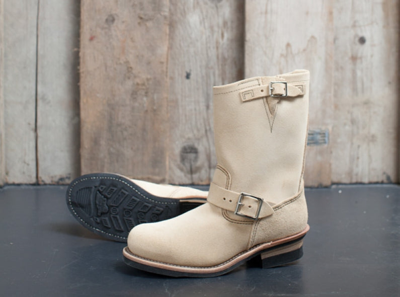 In Store Now: Red Wing Shoes 8268 Engineer Abilene Rough Out