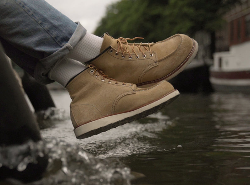 An in-depth view on the 'AMSTERDAM' Moc Toe