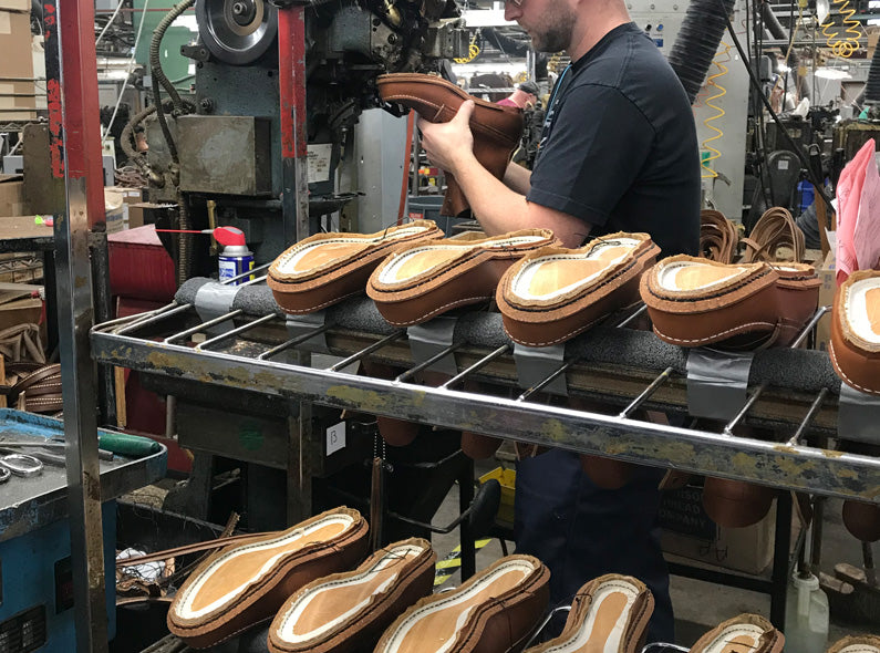 Special: Red Wing Shoe Factory Tour!