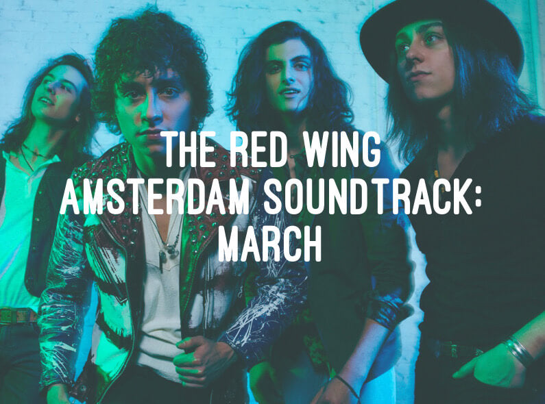 The Red Wing Amsterdam Soundtrack: March