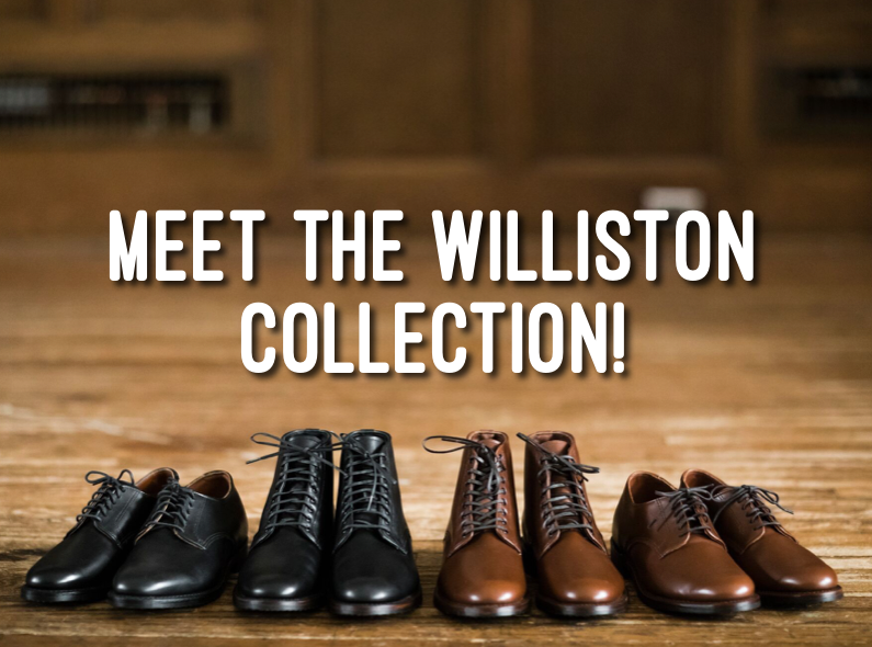 Meet the Williston collection!