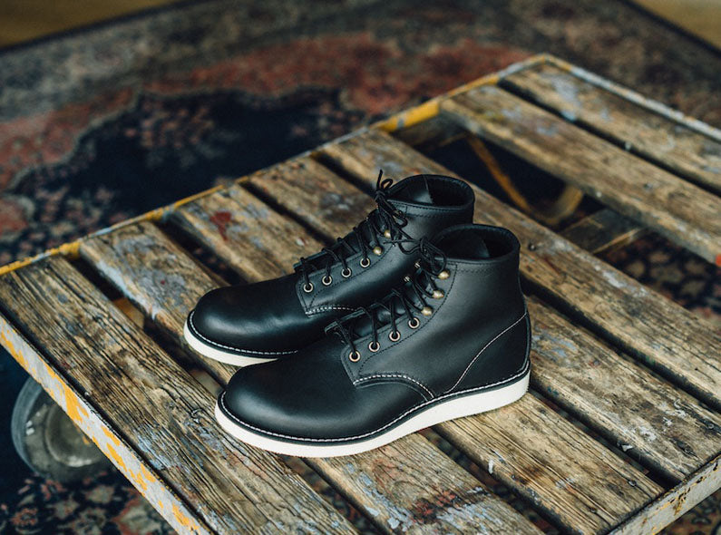 Introducing a new Red Wing style: the Rover