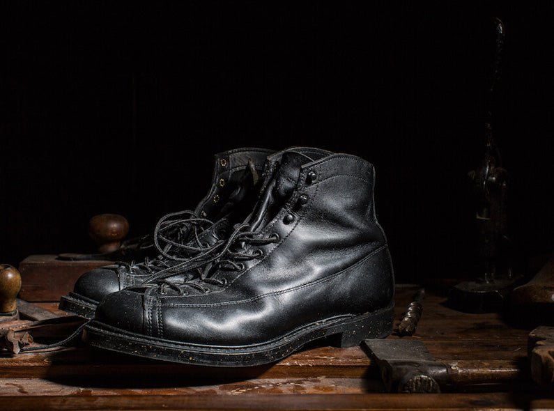 OUT NOW: Limited Edition Red Wing Shoes 2995 Lineman in Black!