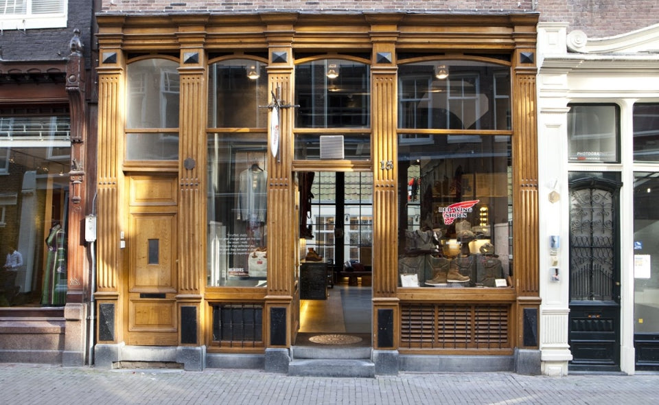 Red Wing Amsterdam Store Front