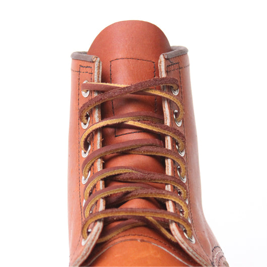 Leather Laces Chestnut 80''