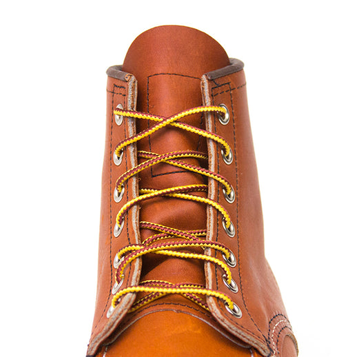 Round Laces Gold/Tan 48''
