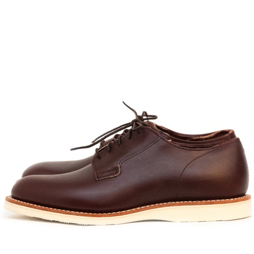 3117 Postman Oxford Oxblood Mesa